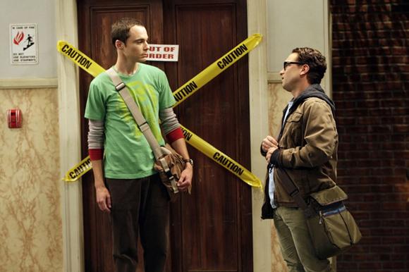 Sheldon és Leonard - Agymenők