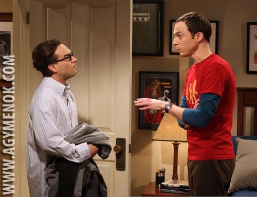 Leonard és Sheldon