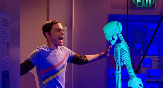 Sheldon és a Halloween