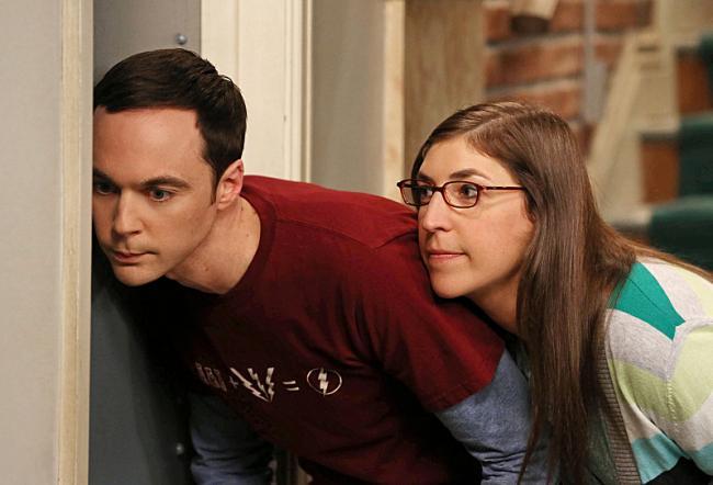 Agymenők 7. évad - Amy, Sheldon
