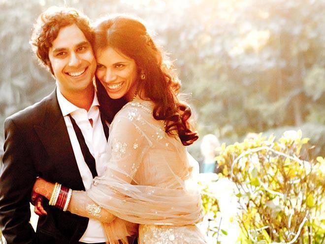 Raj és felesége
