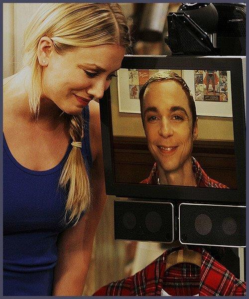 Sheldon és Penny – Shenny :)