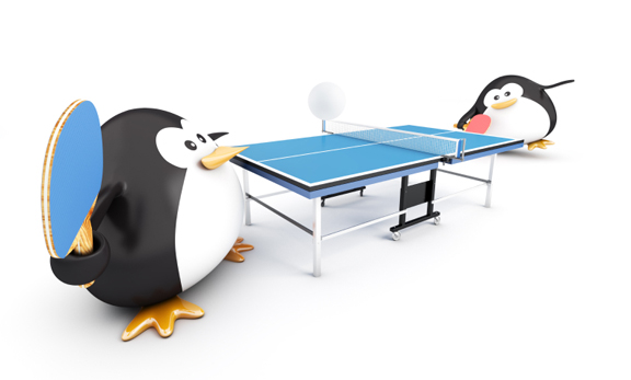 penguinpingpong