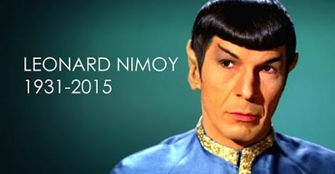 Leonard Nimoy Emlékére (1931 – 2015)