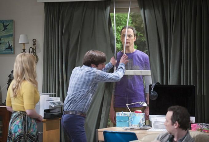 Agymenők 9. évada 1. rész Bernadette, Howard, Sheldon és Stuart
