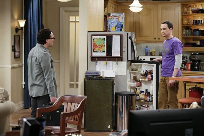 Agymenők 9. évada 1. rész Leonard és Sheldon