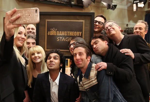 The Big Bang Theory Stage 25