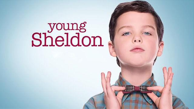 Ifjú Sheldon borító