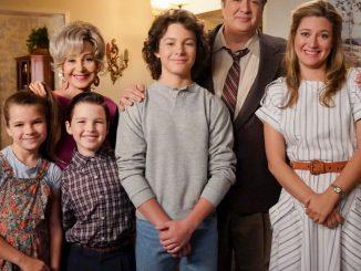 Ifjú Sheldon családi kép