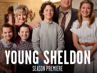 Az ifjú sheldon 3. évad premier