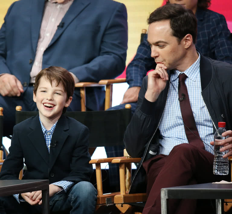 Ifjú Sheldon és Sheldon