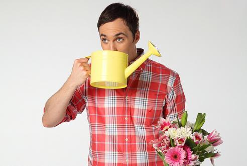Sheldon es a vizeskancso