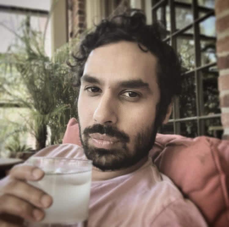 Kunal Nayyar 2020-ban