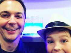 Fiatal Sheldon
