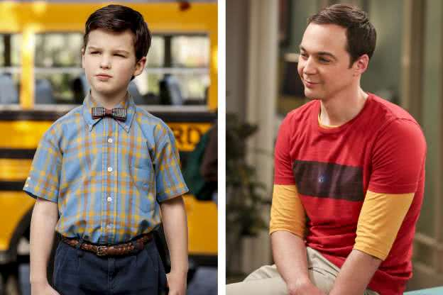 Sheldon és Ifjú Sheldon