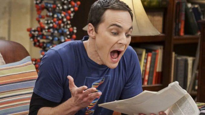 Sheldon kiabál