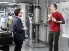 Sheldon Cooper sokkos állapotban