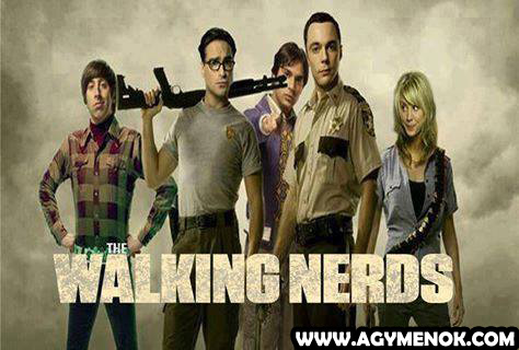 The walking nerds agymenok