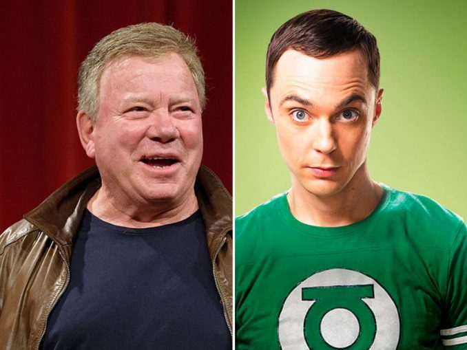 William Shatner 90 és Sheldon Cooper